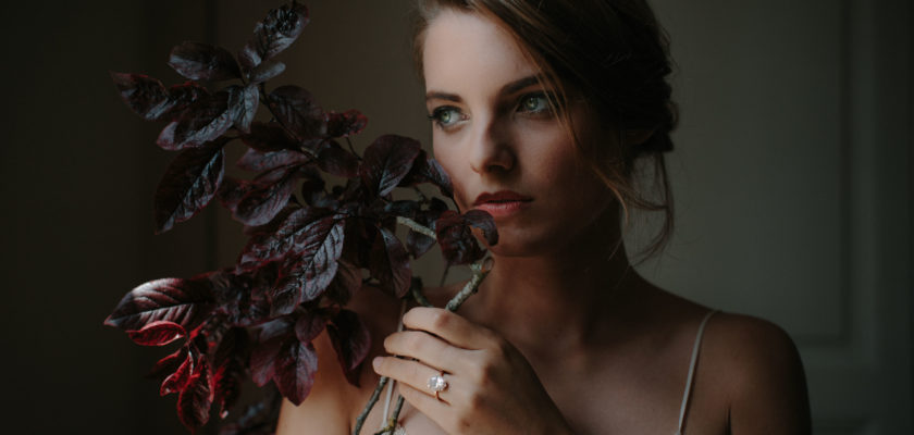Giverny - styled shoot